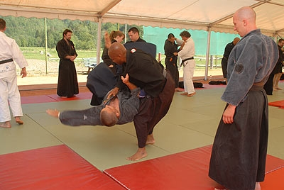 Ryoi Shintô Training